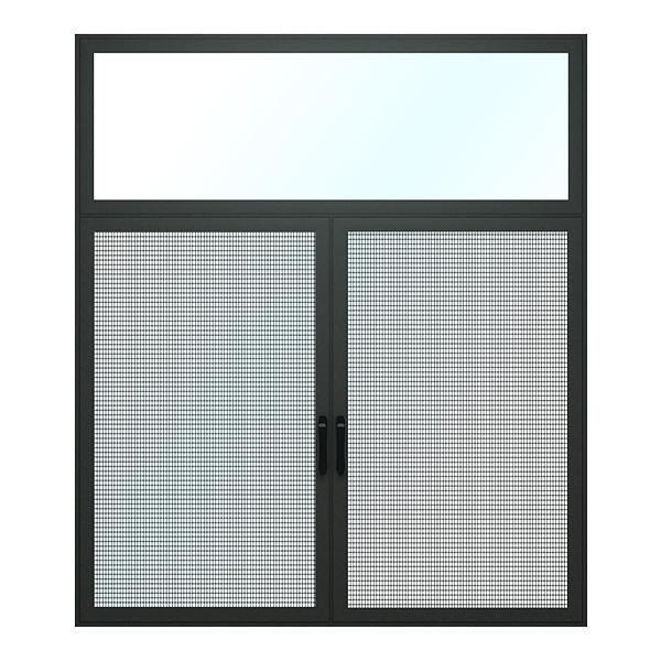 奥地利88XT-113窗纱一体内开窗