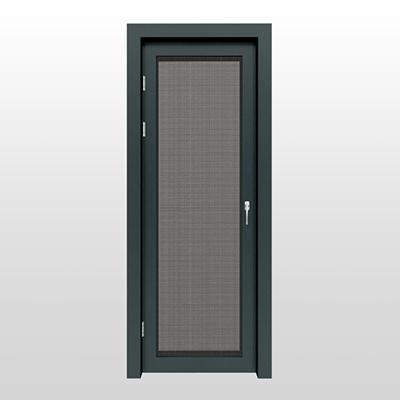 温莎城堡130P系列窗纱一体平开门